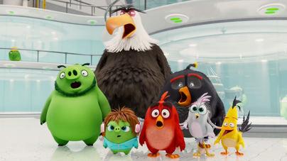Segura, Mota y Álex de la Iglesia ponen voz a los personajes de Angry Birds