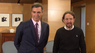 Sánchez rechaza de nuevo a Iglesias para formar un Gobierno de coalición