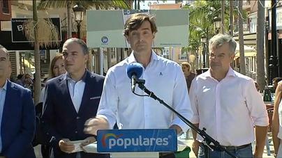 El PP exige al PSOE que pida perdón por 'jugar con el dinero de todos'