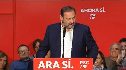 Ábalos avisa de que gobernará el PSOE o lo harán PP y Vox