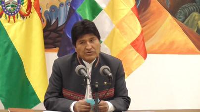 Morales convoca nuevas elecciones en Bolivia tras el informe de irregularidades