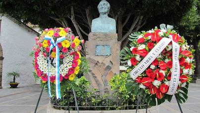 Los Realejos homenajea a Viera el Día de las Letras Canarias