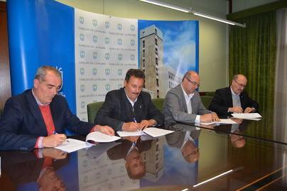 Suscrito el convenio que propicia la instalación del TMT en La Palma