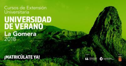 San Sebastián acoge esta semana el último curso de la Universidad de Verano de La Gomera