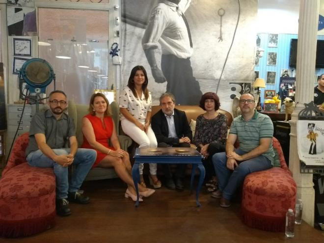 Nace 'isLABentura', un laboratorio de guión basado en historias de la isla de La Palma