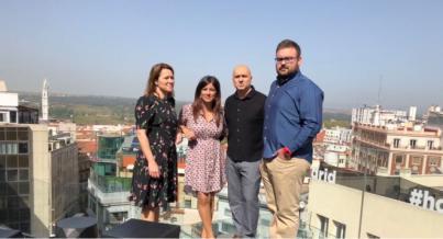 La Film Commission promociona ante los profesionales del sector audiovisual las ventajas de rodar en La Palma