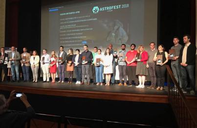El festival Astrofest concluye con una docena de nuevos proyectos de astroturismo