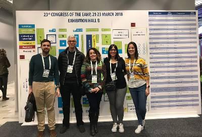 La Candelaria presenta una veintena de trabajos en el congreso europeo de farmacéuticos hospitalarios