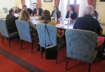 Cabildo de La Palma y ayuntamientos abordan el anteproyecto de la Ley del Suelo