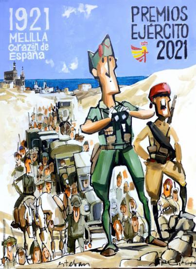 El próximo 1 de marzo finaliza el plazo de inscripción para la 58ª Edición de los Premios Ejército