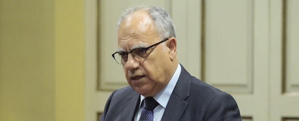 Curbelo pide que se revise la obligación de servicio público para que Air Europa opere en La Gomera