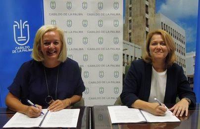 La Palma mejorará la promoción como destino turístico en Reino Unido e Irlanda