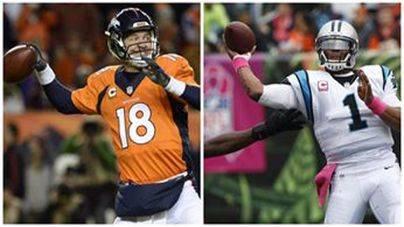 Panthers y Broncos lucharán por la 50 Super Bowl