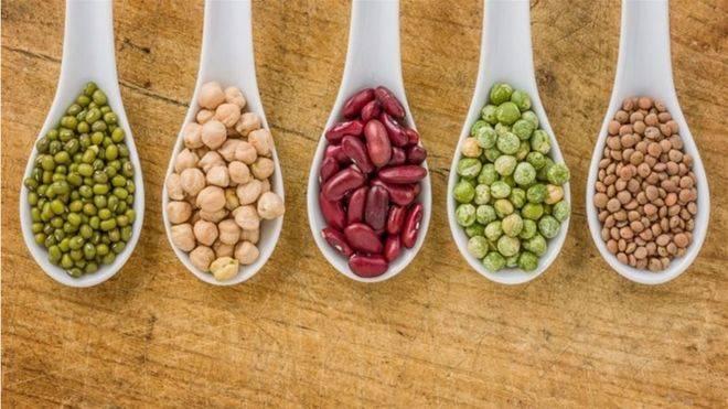 Las legumbres protegen contra enfermedades crónicas