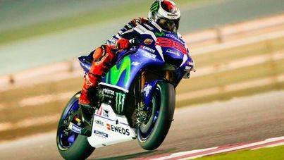 Lorenzo se lleva la primera pole de la temporada