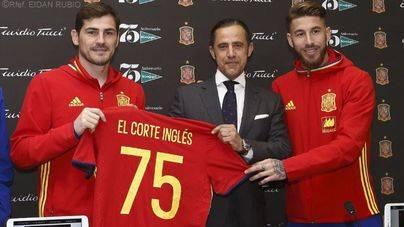 La Selección Española vestirá de Emidio Tucci