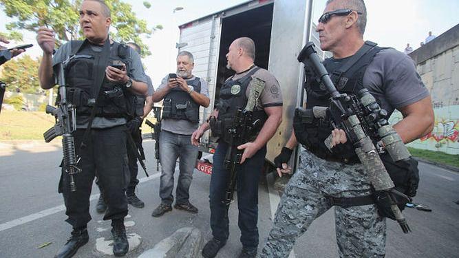 10 detenidos en Brasil por su vinculación con el Estado Islámico