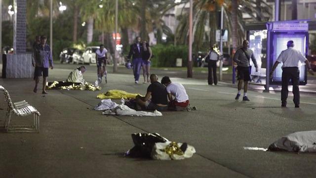 París pide a Niza que elimine las imágenes del atentado con camión