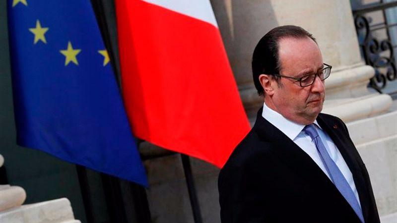Francia dará armamento a Irak y movilizará a 15.000 reservistas