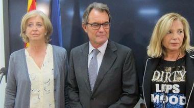 El TSJC lleva a juicio a Artur Mas