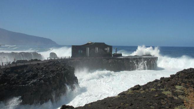 El Hierro propone como monumento BIC al Hotel Puntagrande