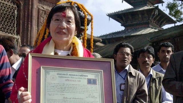Muere la primera mujer que escal� el Everest