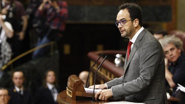 Hernando pide a Rajoy que no sea triunfalista: