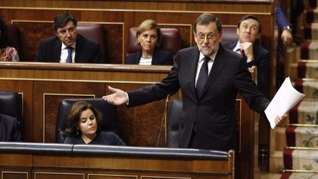 Rajoy tendrá que esperar a la votación del sábado para ser presidente