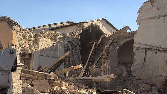Otro intenso terremoto vuelve a sacudir el centro de Italia