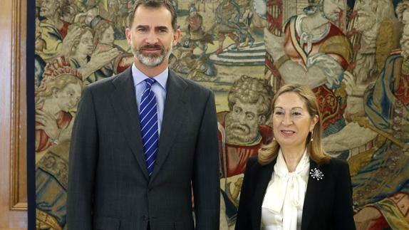 El Rey firma el decreto que nombra a Rajoy presidente del Gobierno