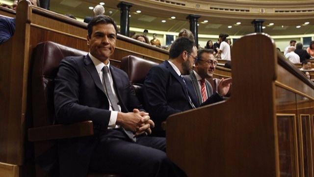 Sánchez cobrará un 'finiquito' de 17.000€ tras dejar el Congreso