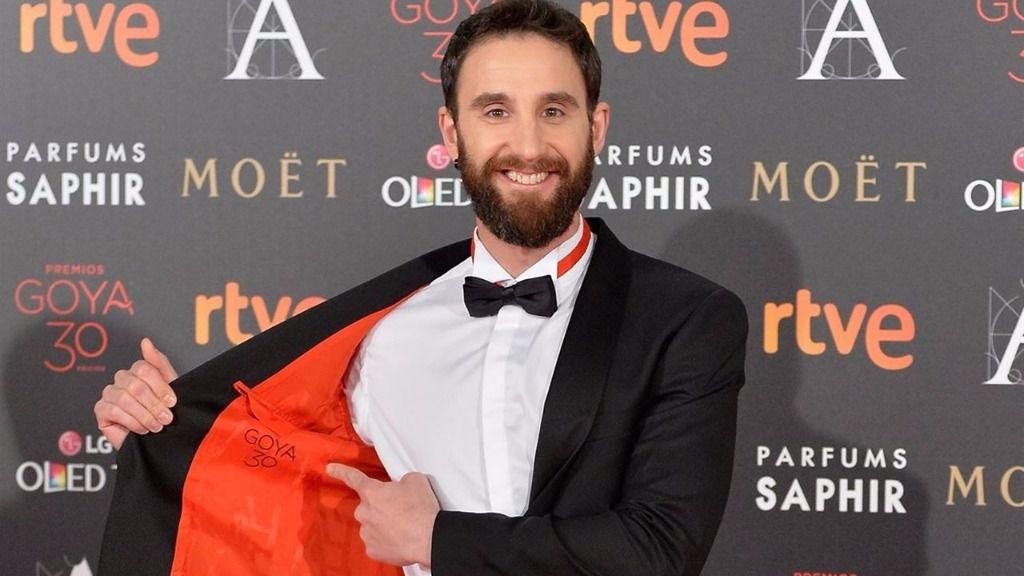 Dani Rovira volverá a presentar la gala de los Premios Goya