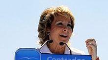 Esperanza Aguirre apuesta por la unión de PP y C's en un solo partido