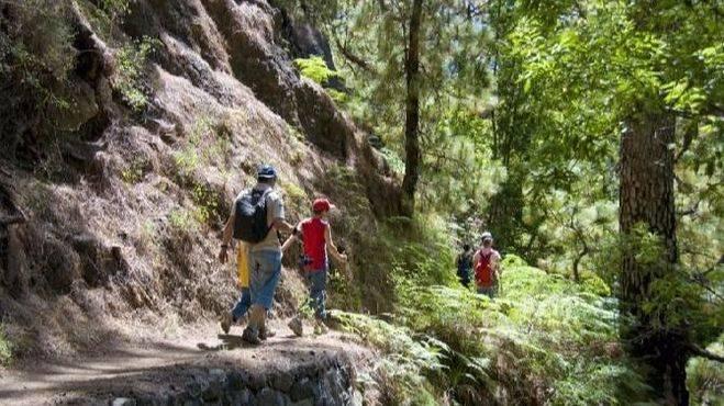 La Palma se promociona como destino de turismo activo