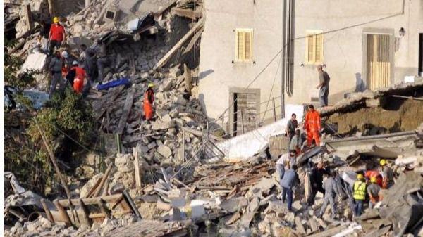 Italia ha sufrido varios terremotos este año