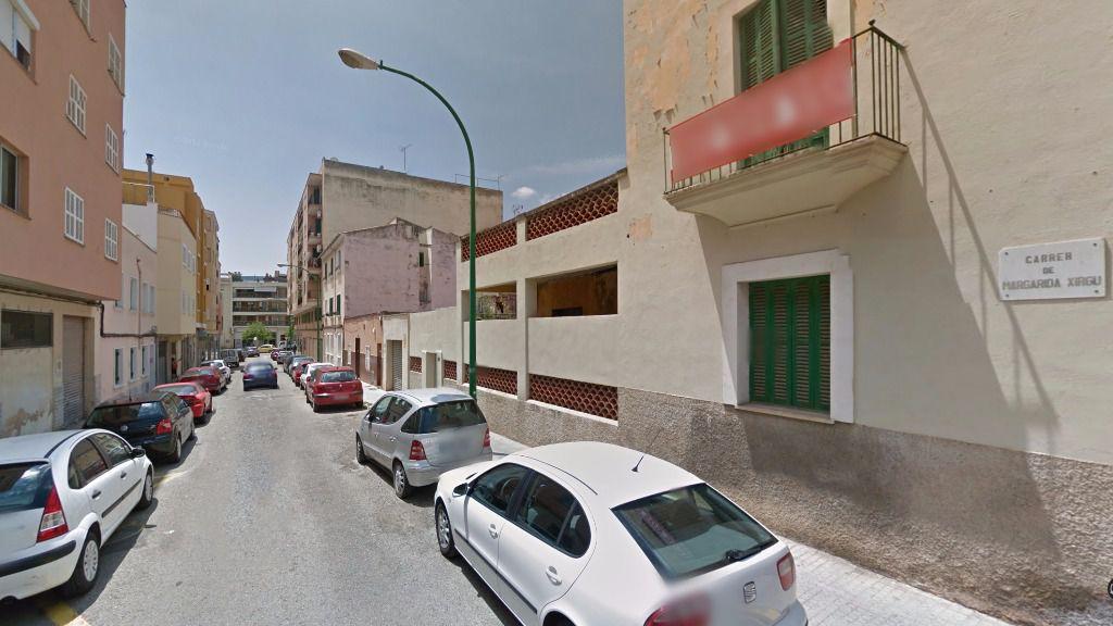 El suceso ha tenido lugar en la calle Margarida Xirgú de Palma