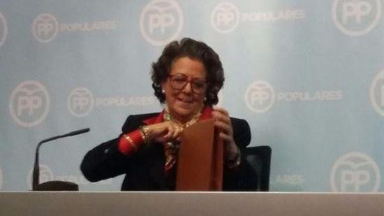 Ha muerto Rita Barberá