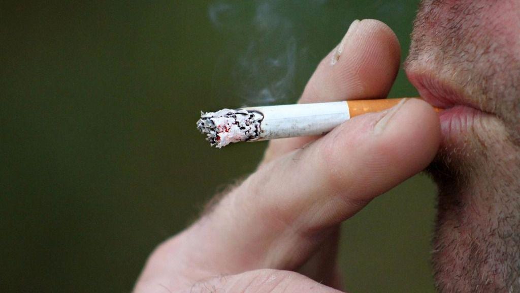 Una copa de vino antes de fumar puede reducir el daño del tabaco
