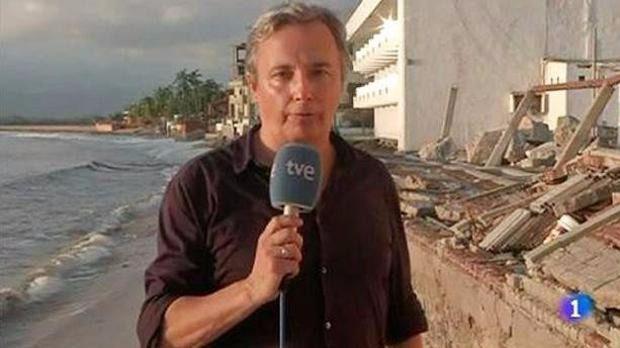 El enviado de TVE a La Habana retenido junto al periodista que entrevistaba