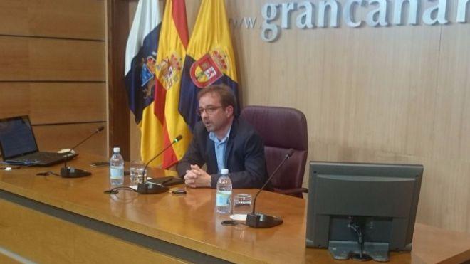García Brink presenta las iniciativas económicas para 2016