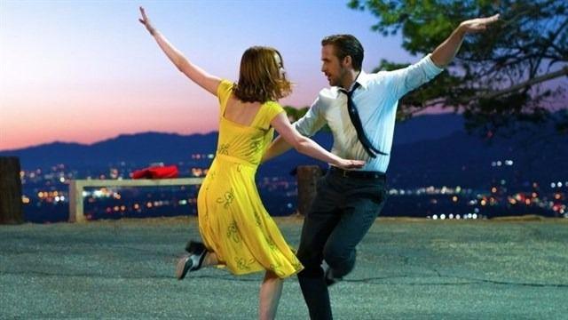 La película protagonizada por Emma Stone y Ryan Gosling acumula siete nominaciones