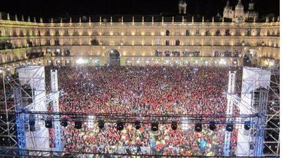 Unos 40.000 jóvenes celebran por adelantado la 'Nochevieja Universitaria'