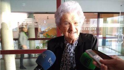 Pepa, la verdadera abuela de la Lotería de Navidad