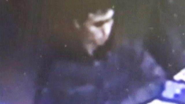 La Policía ha difundido una primera imagen del atacante, que sigue en paradero desconocido