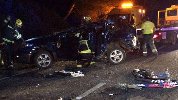 1.155 muertos en las carreteras españolas durante 2016