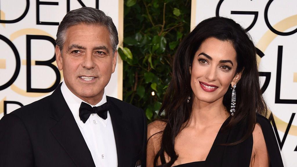 Amal y Clooney esperan gemelos