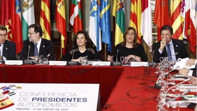 Imagen de la Conferencia de Presidentes