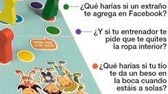 Un juego de mesa ayuda a los niños a detectar a pederastas