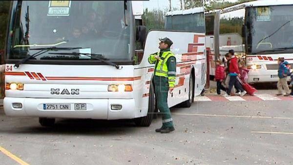 El chófer del bus escolar siniestrado da positivo en cocaína