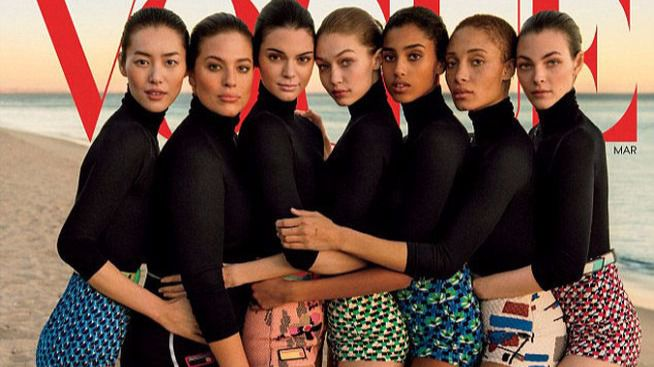 Las redes acusan a Vogue de
